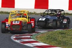 V de V Endurance Reihenmeisterschaft Lizenzfreie Stockfotos