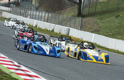 V de V ENDURANCE SERIES - CHALLENGE CN SPRINT Stock Photo