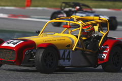 V de V Endurance Series championship Royalty Free Stock Photo