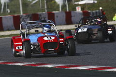 V de V Endurance Series championship Royalty Free Stock Photography