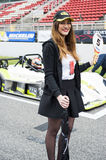 V de V ENDURANCE SERIES GIRLS Royalty Free Stock Photos