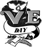 V-E Day Lizenzfreies Stockfoto