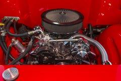 V-8 Engine Royalty Free Stock Photo