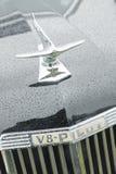V8 Ford Pilot Royalty Free Stock Photo