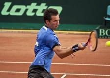 V. Hanescu vs S.Stakhovsky Stock Photo