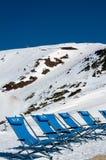 V.I.P. Ski lounge Royalty Free Stock Images
