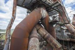 Völklingen Ironworks Stock Images