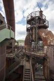 Völklingen Ironworks Stock Image