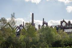 Völklingen Ironworks Royalty Free Stock Photo
