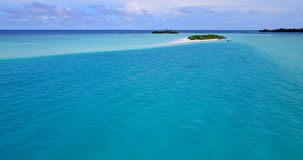 V15210 maldives white sand beach tropical islands with drone aerial flying birds eye view with aqua blue sea water and. Maldives white sand beach tropical stock video