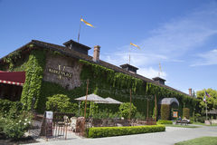 V Marketplace in Yountville, Napa Valley Royalty Free Stock Photography
