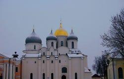 V novgorod Foto de archivo libre de regalías