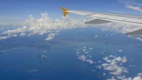 vôo Imagem de Stock
