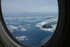 vôo Fotografia de Stock