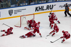 Vôo V Kartayev ( 98) Fotografia de Stock Royalty Free