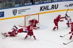 Vôo V Kartayev 98 Fotografia de Stock Royalty Free