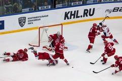 Vôo V Kartayev ( 98) Imagem de Stock