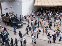 V pour la Thaïlande Photo libre de droits