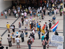 V pour la Thaïlande Photos libres de droits