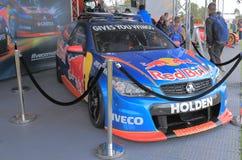 V8 Red Bull Super samochodowy ścigać się Australia Fotografia Stock