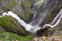 Vøringsfossen Stock Photography