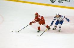 V Shipachyov ( 87) vs E Katichev ( 26) Royaltyfri Fotografi