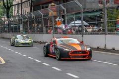 V8 Supercar-Uitdaging Royalty-vrije Stock Fotografie