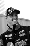 V-8 Supercars冠军司机在奥克兰遇见Motorsport狂热爱好者, 库存照片