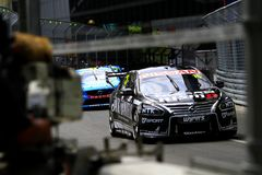 V8 supercars Royalty Free Stock Photography