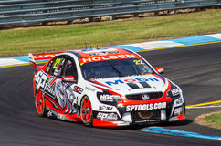 V8 supercars at Sandown Royalty Free Stock Images