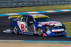 V8 supercars at Sandown Stock Image