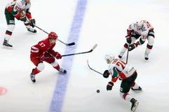 V Tokranov (24) против a Shvets-Rogovoy (57) Стоковое Фото