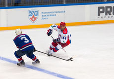 V Tsyplakov (44) contra A Sivov (3) Foto de Stock