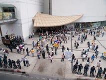 V voor Thailand Stock Foto