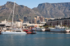V&A Waterfront Royalty Free Stock Photography