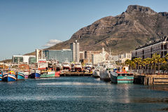 V&A Waterfront Royalty Free Stock Images
