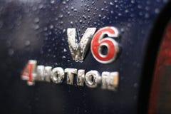 V6logo Fotografia Stock