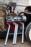 V8 Engine Royalty Free Stock Images
