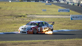 V8 Supercars Royalty Free Stock Photo