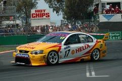 V8 SuperCars - Gold Coast Fotos de archivo libres de regalías