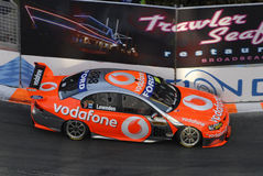 V8 SuperCars - Gold Coast Immagini Stock