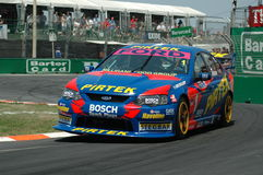 V8 SuperCars - Gold Coast Stockfotografie