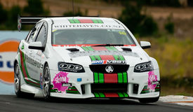 V8 SuperTourers 2013 Season Royalty Free Stock Photo