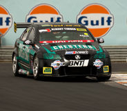 V8 SuperTourers 2013 Season Royalty Free Stock Photos