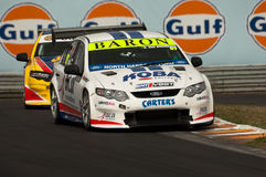 V8 SuperTourers 2013 Season Stock Photo