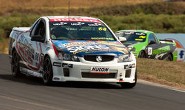 V8 Ute Racing 2013 Season Stock Image