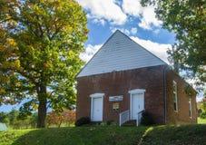 萨利姆卫理公会,克雷格县, VA,美国 免版税图库摄影