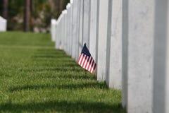 VA begraafplaats royalty-vrije stock afbeeldingen