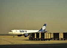 Va el avión del aire Foto de archivo libre de regalías