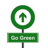 va el verde Foto de archivo